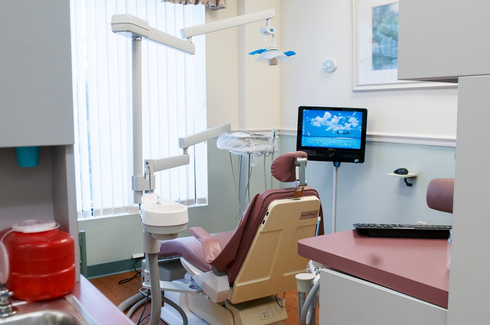 Laser dentistry, CEREC one day crowns in Cheshire, CT